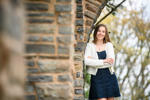 Ivins '21 to Pursue Human Rights Studies at Columbia