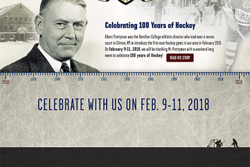 Celebrating a Century of Mohawk Valley Hockey