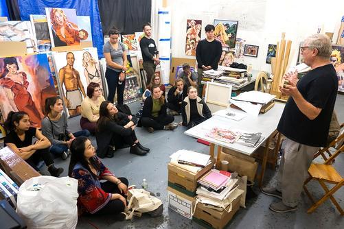 NYC sr art tour 17