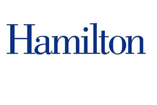 Hamilton College Wordmark