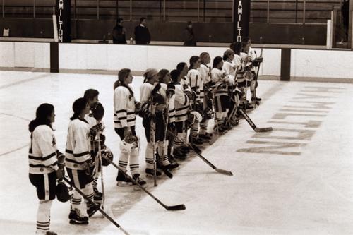 1997 Women's Ice Hockey Team