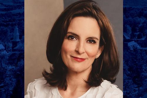 Emmy Award-Winning Writer, Actress Tina Fey is Next Great Names Guest
