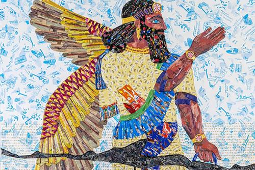 Michael Rakowitz: Nimrud