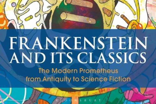 Weiner Co-Edits <em>Frankenstein and Its Classics</em>