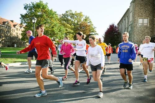 Health and wellness programs - Ham and Legs