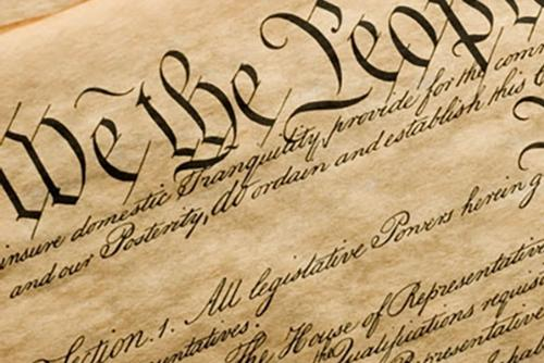 Constitution Day Lecture: Attention to Officer-Involved Killings