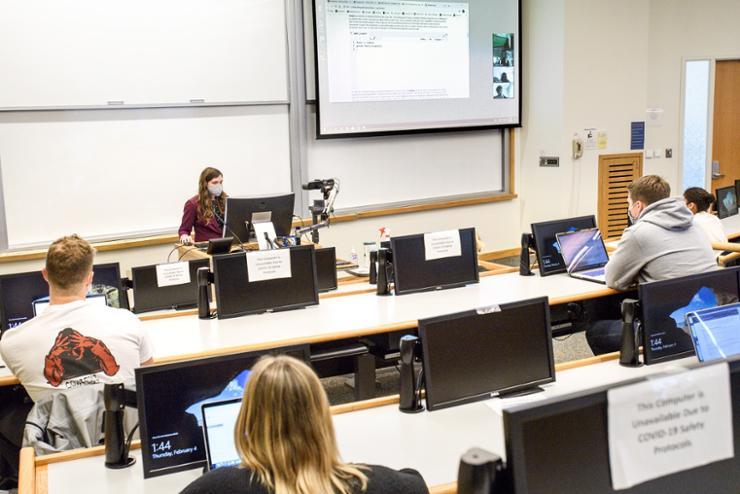 Digital Hamilton: Learning Data Science Across Disciplines