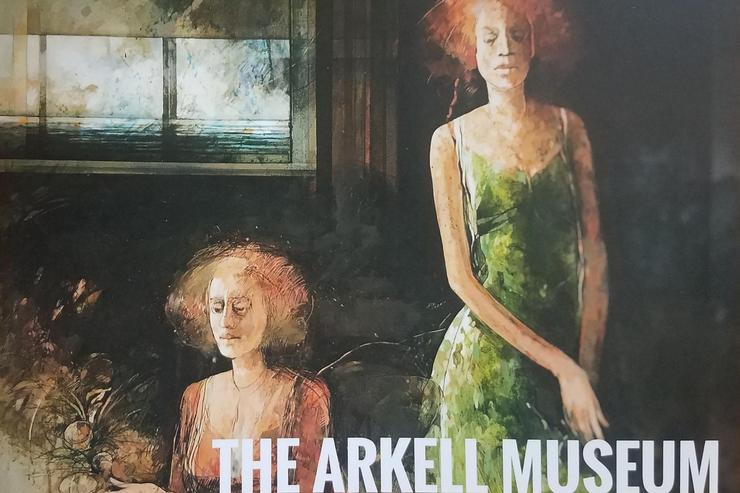 "Arkell Museum Presents ""Paintings by Bruce Muirhead"""