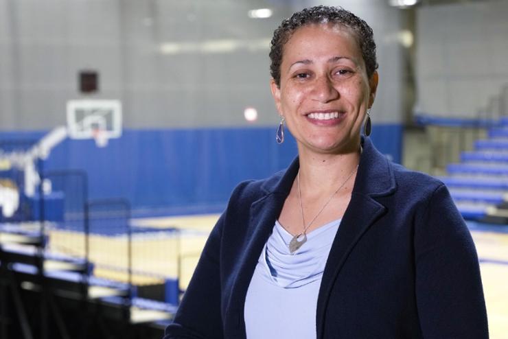 Deidre Pierson Named Associate AD, Athletics Diversity Designee