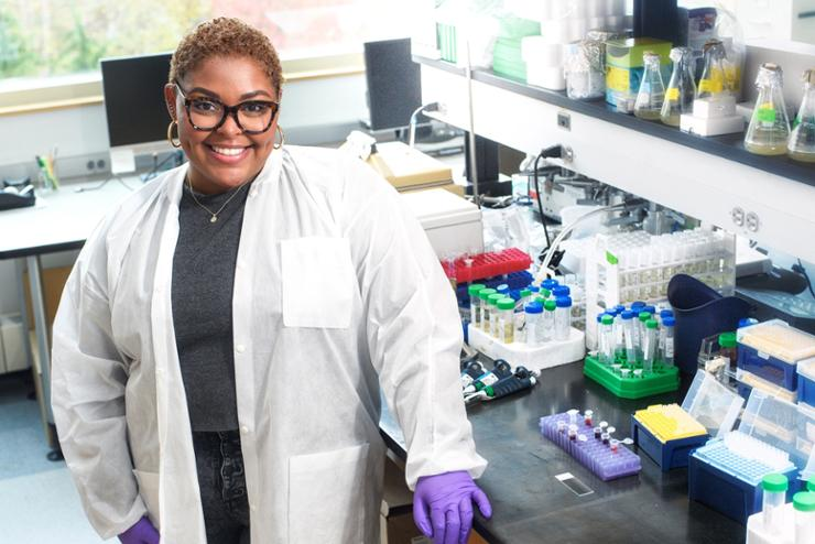 Makins '21 Headed to City of Hope Doctoral Program