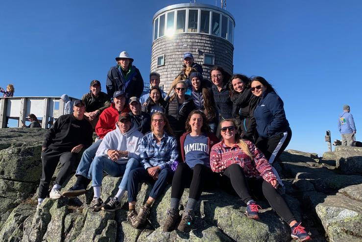 Adirondack Seminar Experiences the Park Up Close