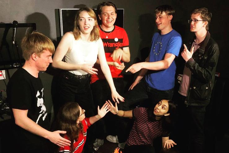 Improv-ing Comedy at the Edinburgh Fringe Festival