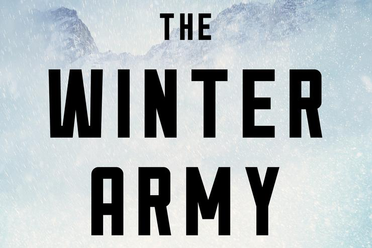 Isserman's <em>The Winter Army</em> Praised in <em>Wall Street Journal</em>