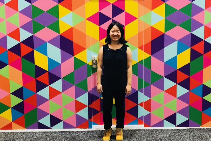 Jeong '21 and Ayara '20 Attend Women in Computing Conference