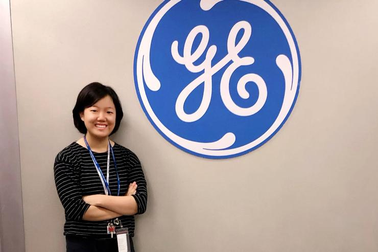 Improving the World of Energy with GE