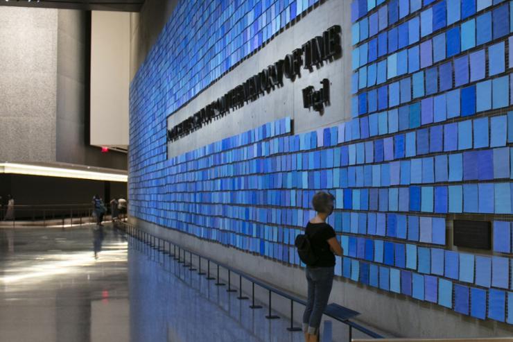 Hamiltonians Contribute to Memorials Saluting 9/11 Victims
