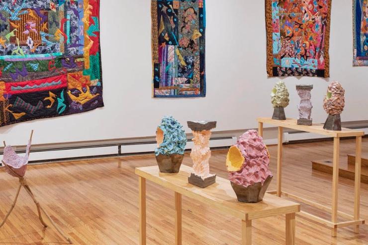 Murtaugh's Sculptures Featured at KAC