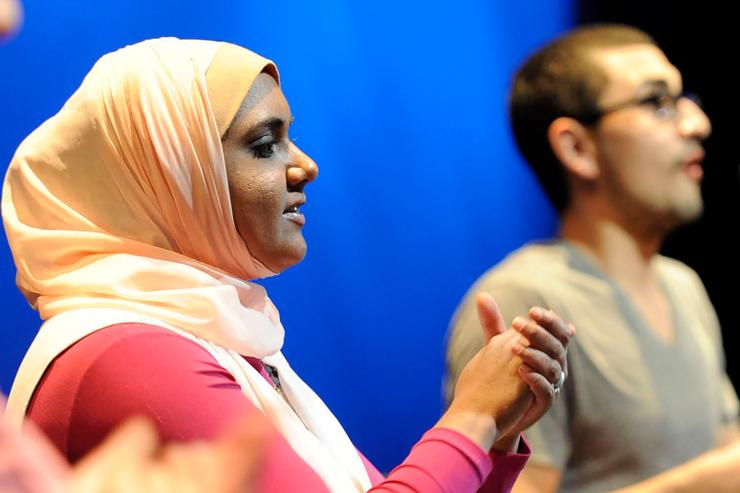 Beyond Sacred: Voices of Muslim Identity on March 2