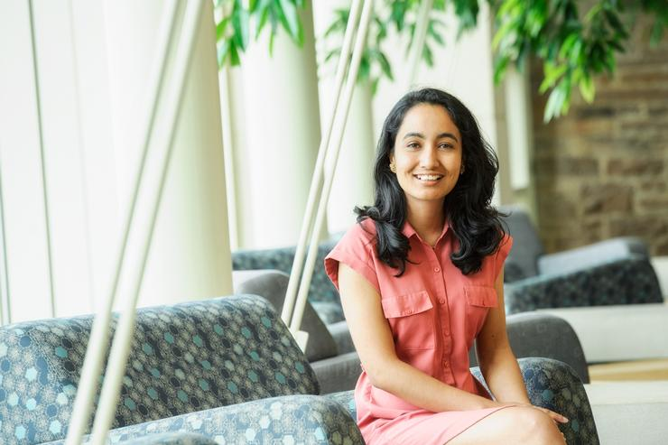Koirala '19 Named Computational Neuroscience Fellow at Emory