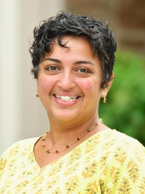Pavitra Sundar, Assistant Professor of Literature & Creative Writing