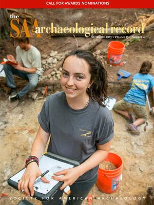 The SAA Archaeological Record - Sept. 2015