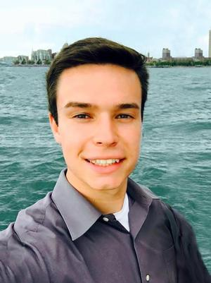 Zack Baker '18