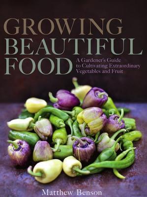 <em>Growing Beautiful Food</em> book jacket
