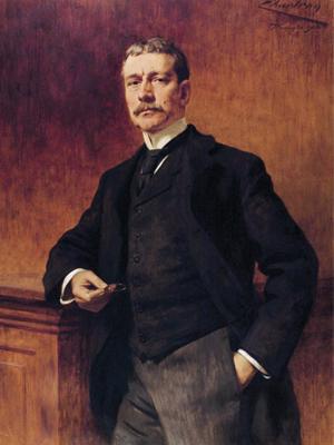 Portrait of Elihu Root