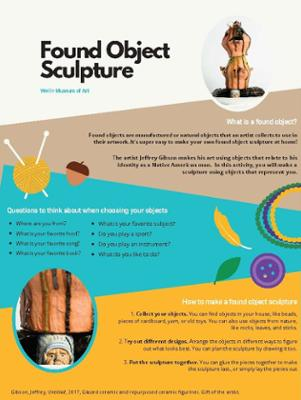 Found Object Sculpture