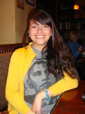 Marie Piayai '09