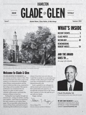 Glade and Glen - Issue 1