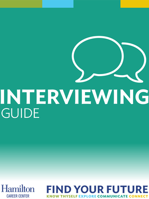Interviewing Guide Cover