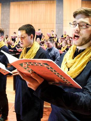 Hamilton College Choir