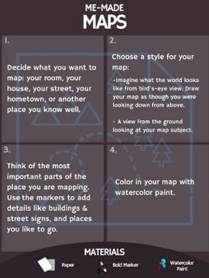 Me-Made Maps
