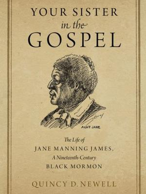 Quincy Newell - Your Sister in the Gospel book cover