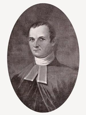Portrait of Samuel Kirkland