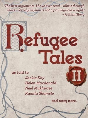 <em>Refugee Tales II</em> book jacket