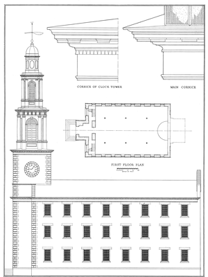 Ways of looking at the chapel