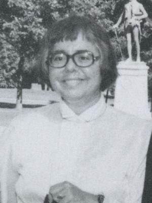 Weiss, Sydna Stern