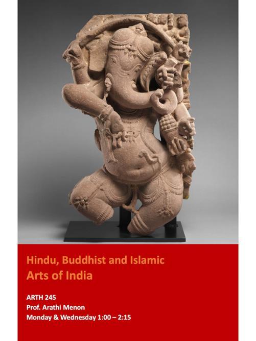 Art History 245 Poster