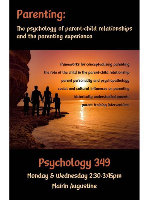 Psychology 349 Poster