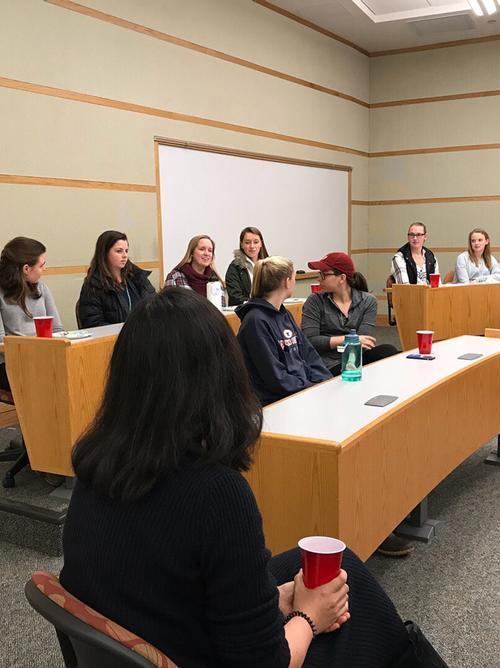 women in economics dinner and workshop - 3