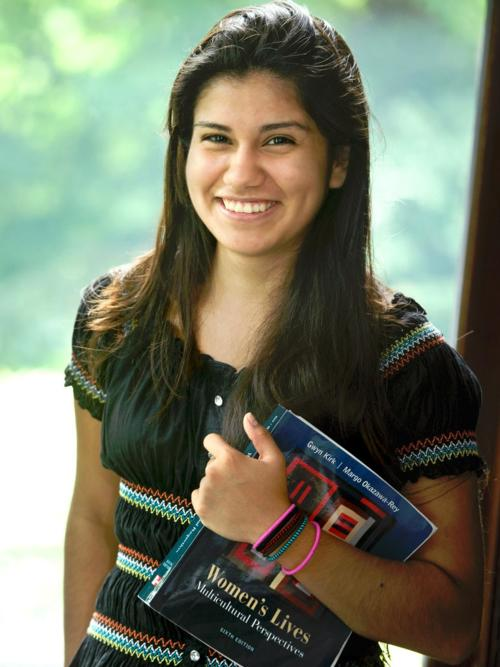 brenda navarez passionate about women's studies