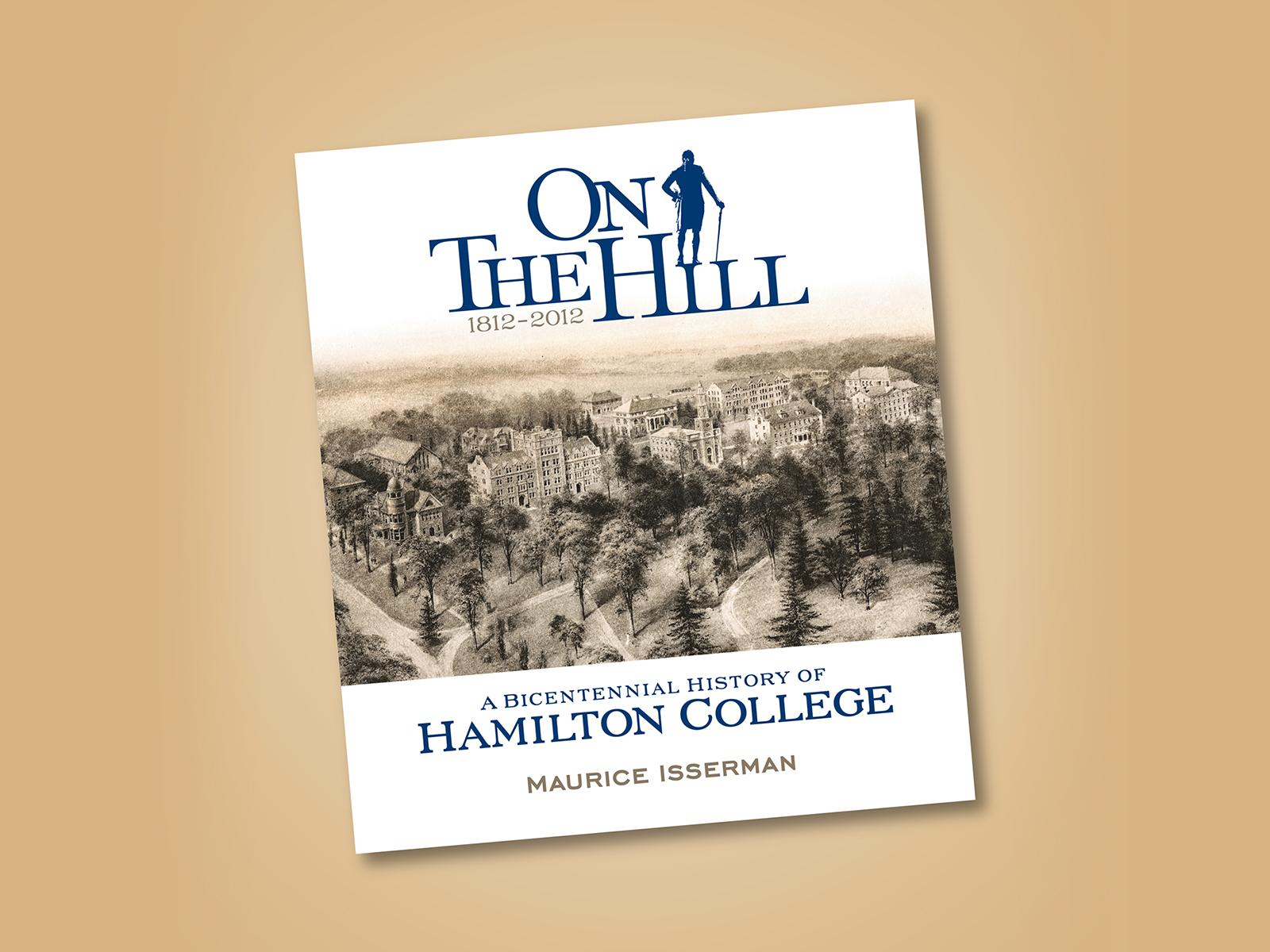 On the Hill Book cover