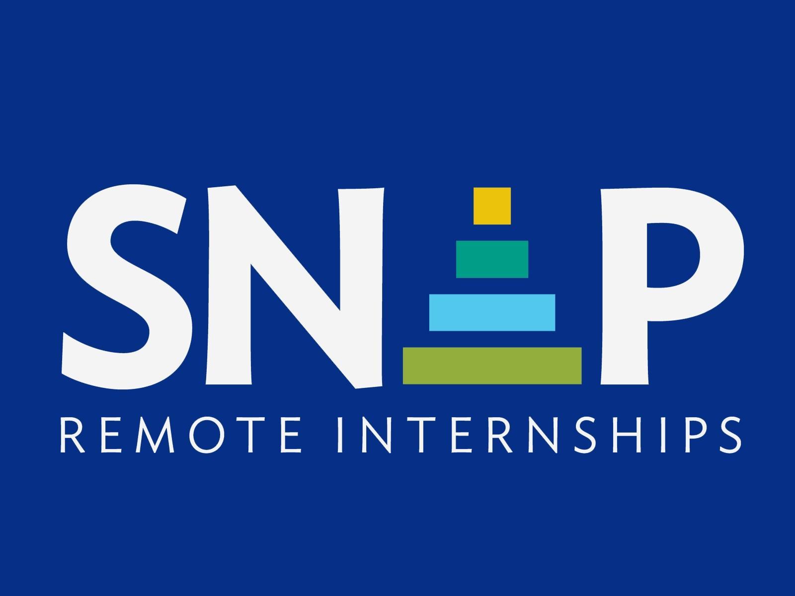 SNAP Remote Internships