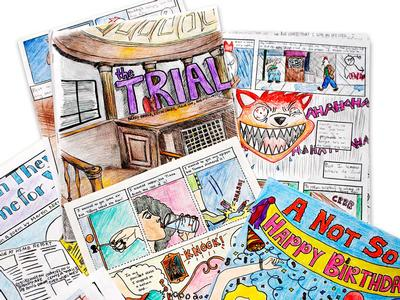Comic Collage