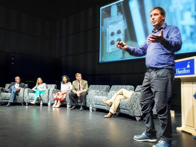 Alex25 Talks at Reunions 2017