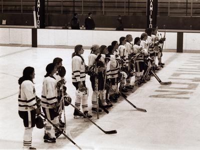 "1997 Women""s Ice Hockey Team"