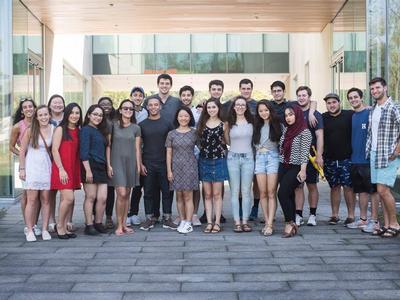 SA group photo