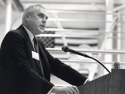 J. Carter Bacot '55